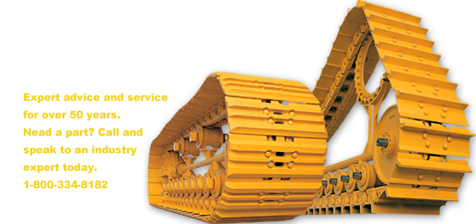 Wilson Finley Heavy Equipment Parts | Rubber Tracks